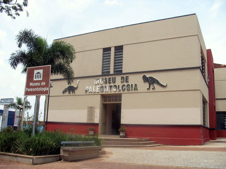 museu paleontologia